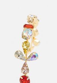Pieces - PCMAPPY EARRINGS - Earrings - gold-coloured/multi - 3