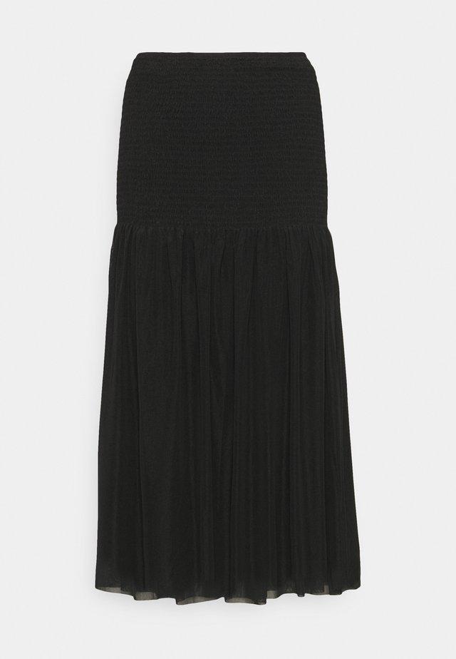THORA MEXA SKIRT - A-line skirt - black