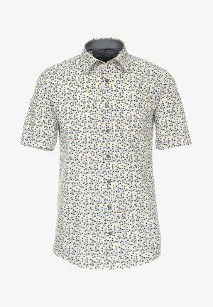COMFORT FIT KURZARM - Shirt - gelb
