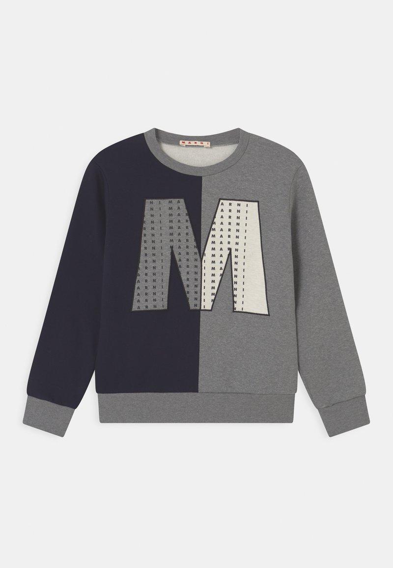 Marni - UNISEX - Sweatshirt - blue navy
