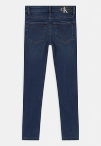 Calvin Klein Jeans - SKINNY - Skinny džíny - essential royal blue - 1