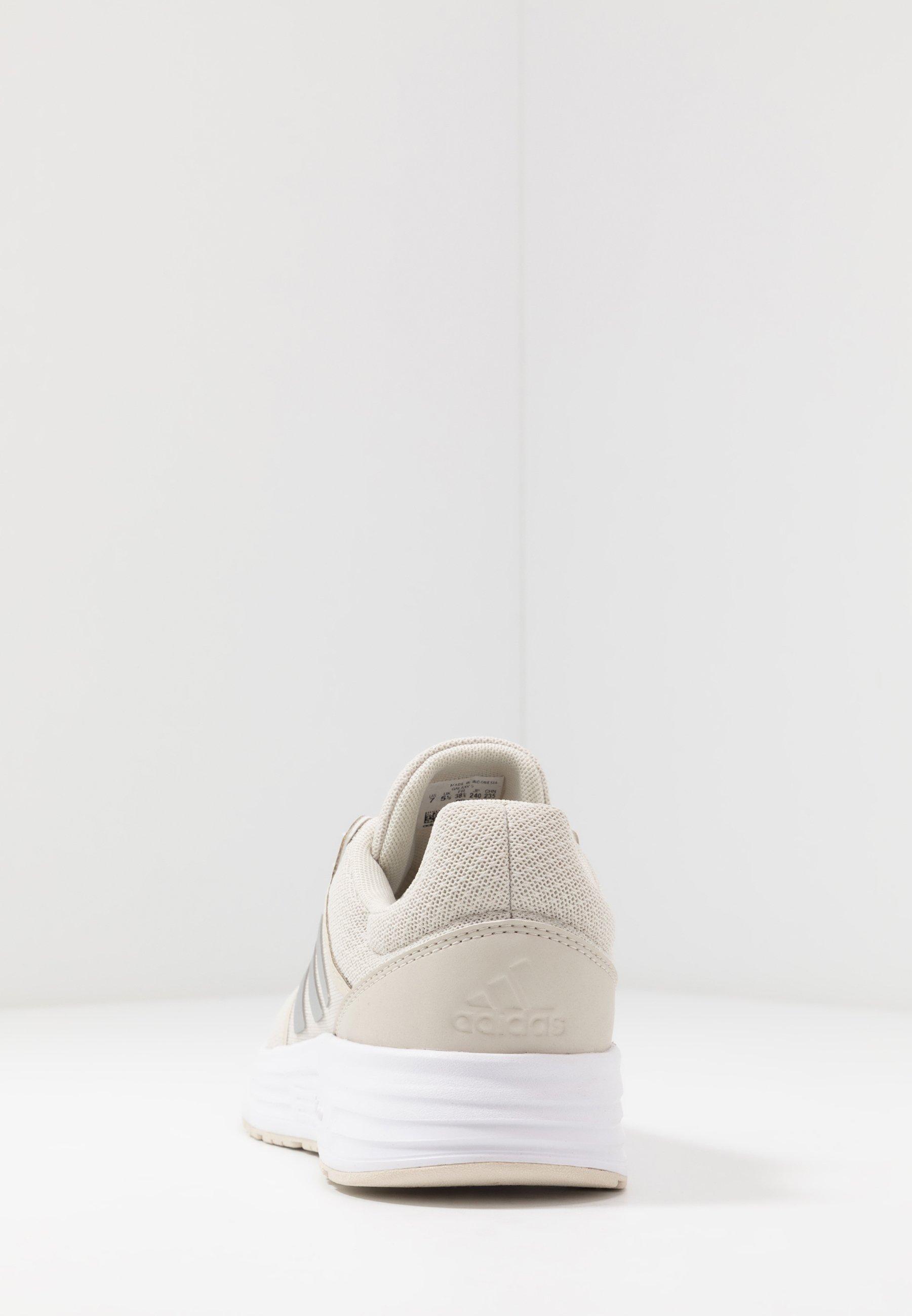 GALAXY Neutrala löparskor aluminasilver metallicfootwear white