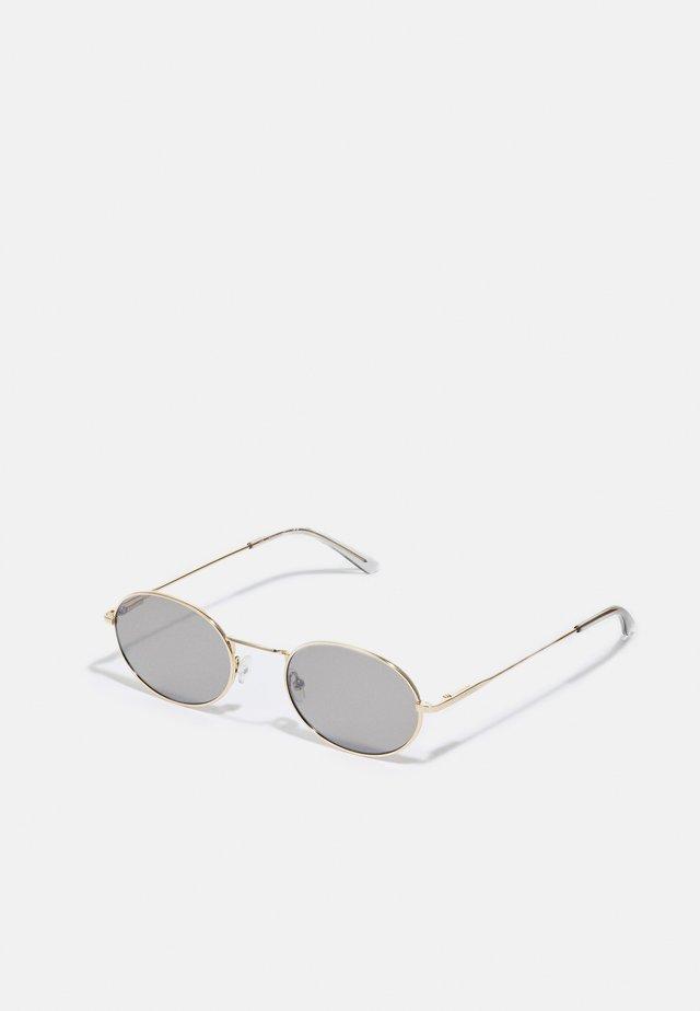 UNISEX - Sunglasses - shiny golden smoke