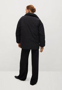 Mango - NATA - Zimní kabát - schwarz - 2