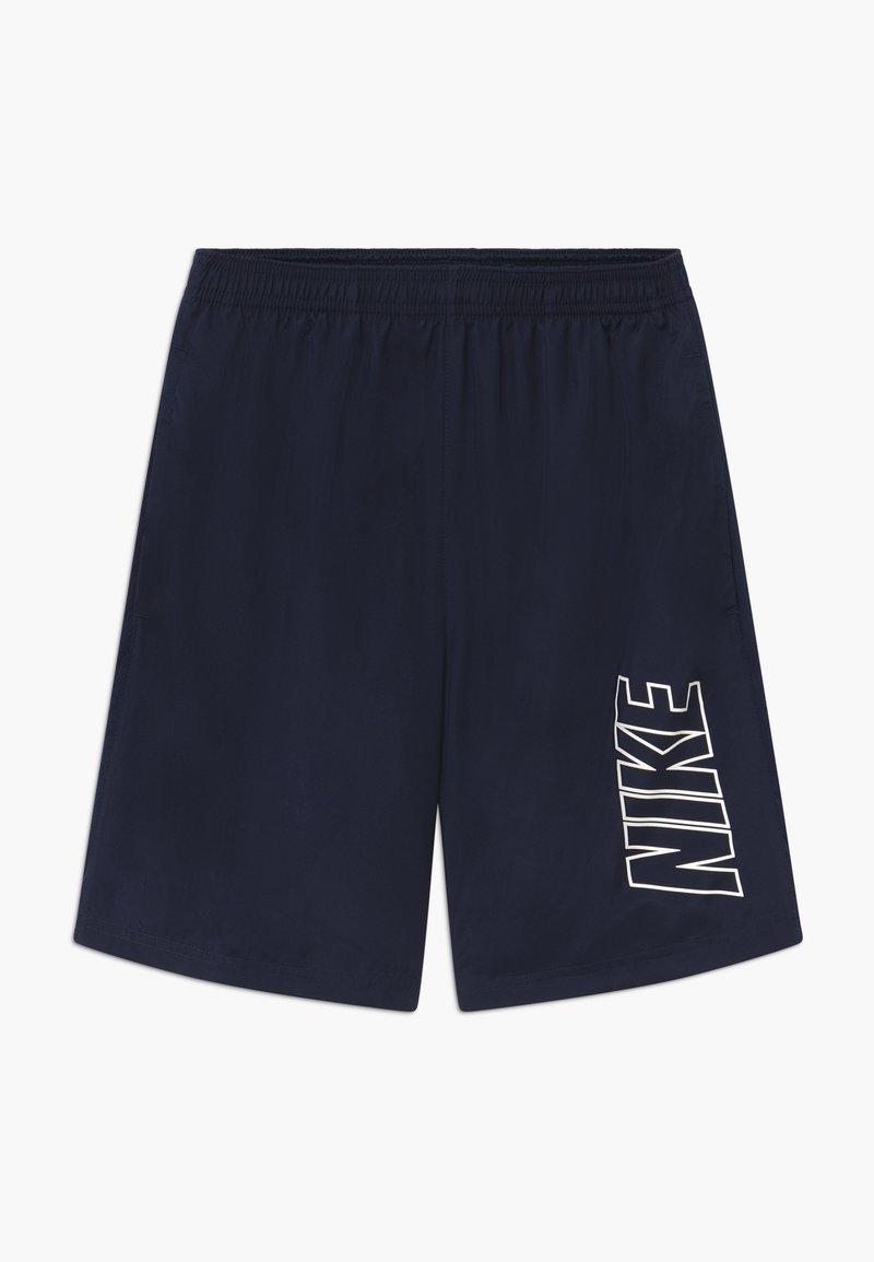 Nike Performance - DRY ACADEMY SHORT - Pantalón corto de deporte - obsidian/white