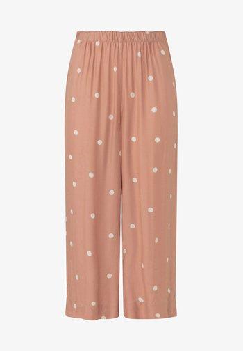 Pyjama bottoms - light pink