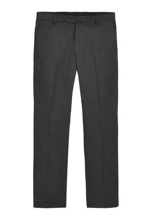 WITH STRETCH - Oblekové kalhoty - grey