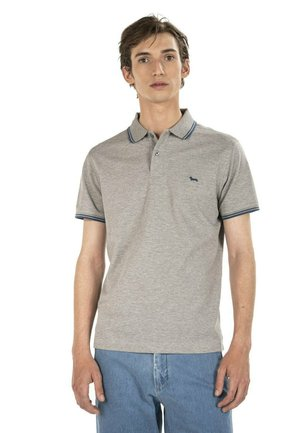 Poloshirt - light-blue denim