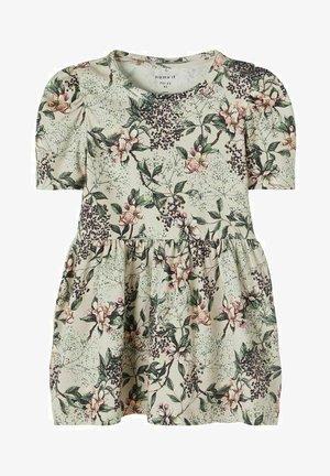 Korte jurk - whisper pink