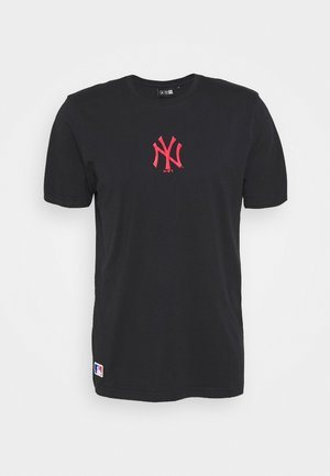 NEW YORK YANKEES BASEBALL BAT TEE - Club wear - navy