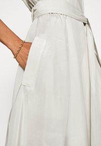 Club Monaco - TRENCH DRESS - Day dress - silver birch - 5
