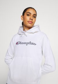 Champion - HOODED ROCHESTER - Hættetrøjer - white - 3