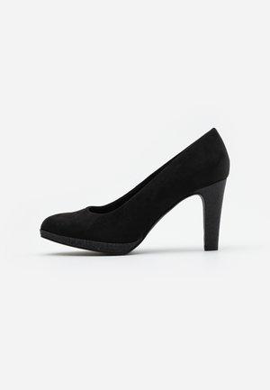 COURT SHOE - High Heel Pumps - black