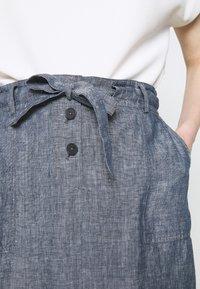 Opus - RANEE - Pencil skirt - forever blue - 4