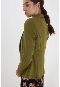 ICHI - KATE - Blazer - fir green - 2