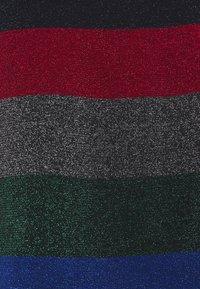 Victoria Beckham - STRIPED MINI SKIRT - Jupe trapèze - multi-coloured - 2