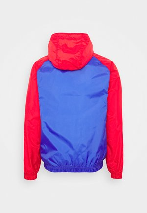 Tracksuit - astronomy blue/university red/white