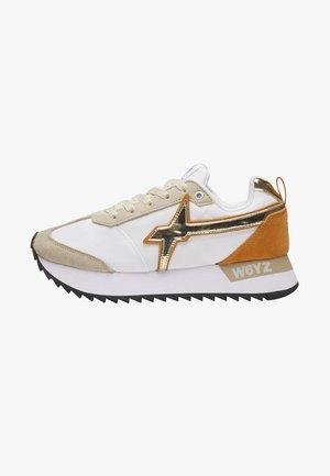 KIS-W - Sneakers basse - beige