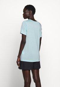 Bruuns Bazaar - KATKA ALICIA TEE - Basic T-shirt - dream blue - 2