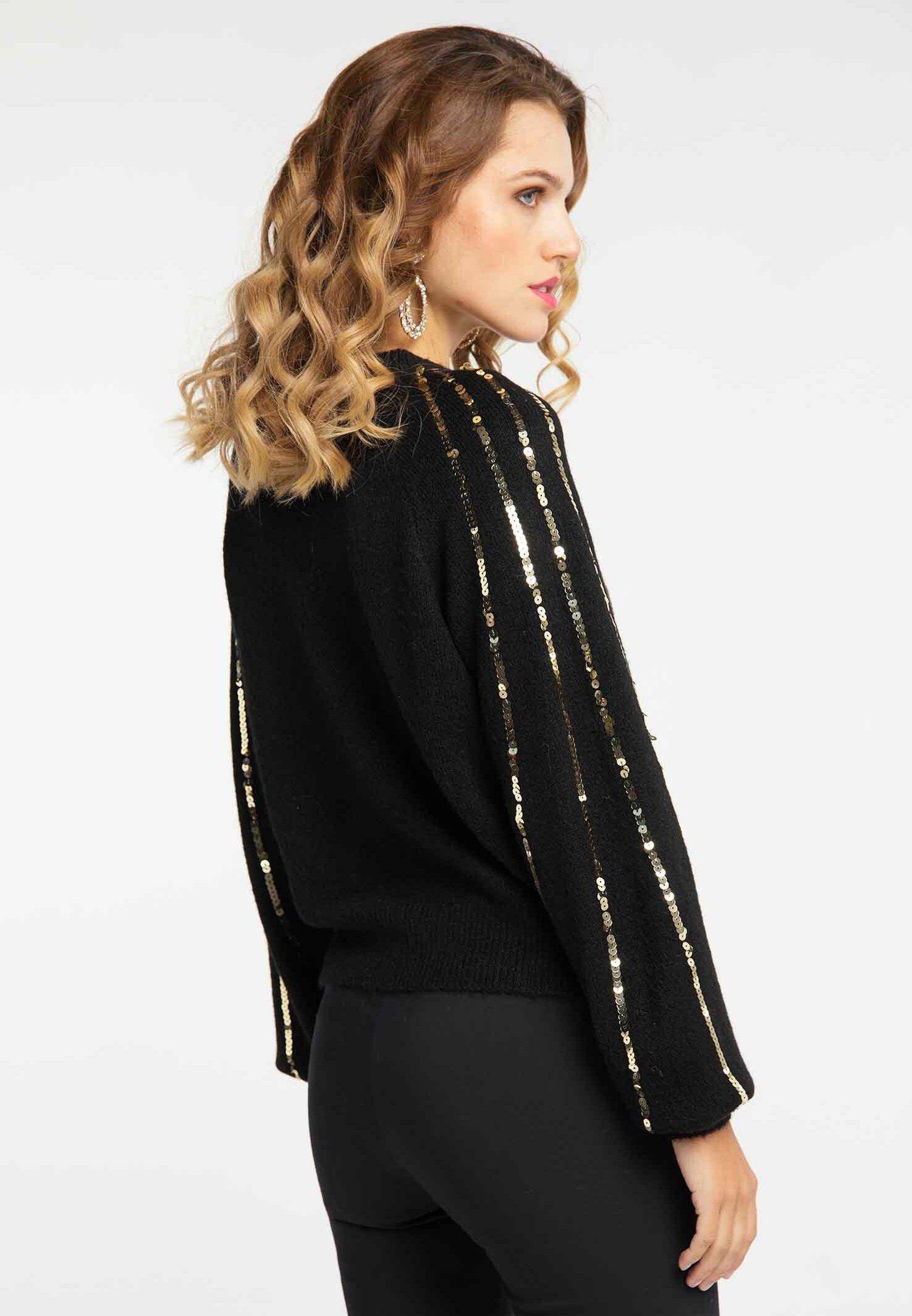 faina Pullover - black - Pulls & Gilets Femme vloHL