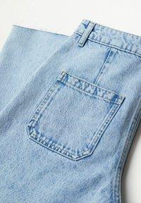 Mango - CAROL - Flared Jeans - light blue - 7