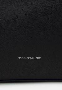 TOM TAILOR - DELIA - Skuldertasker - black - 4