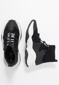 Versace Jeans Couture - High-top trainers - nero - 3