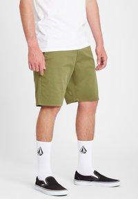 Volcom - FRICKIN  - Shorts - old_mill - 2