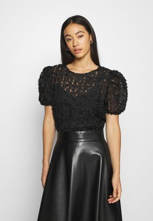 VIPUFFY  - Blouse - black