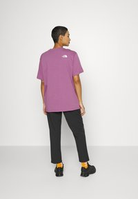 The North Face - CITY STANDARD ANKLE PANT - Chinos - black - 2
