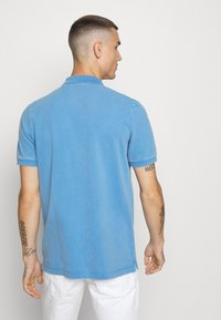 Scotch & Soda - GARMENT DYED STRETCH  - Polo shirt - infinite blue - 2