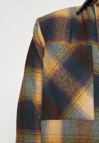 Iro - MINSI - Short coat - purple/multicoloured - 5