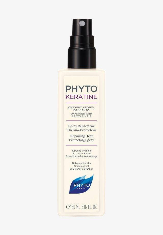 PHYTO HAARPFLEGE PHYTOKERATINE REPARIERENDES HITZESCHUTZ-SPRAY - Hair treatment - -