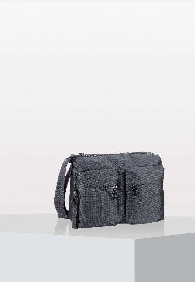 LUX  - Across body bag - grey