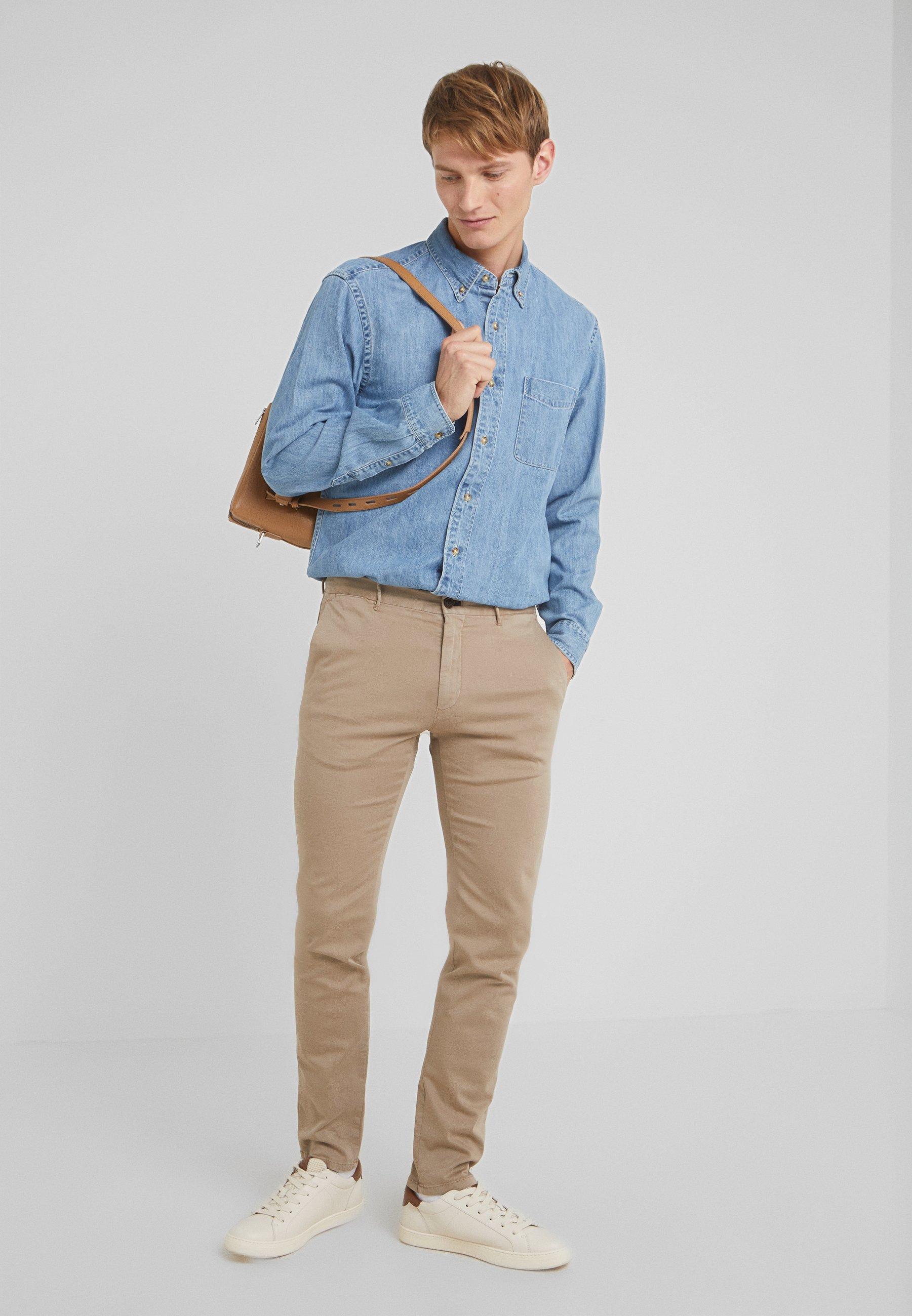 JOOP! Jeans STEEN - Jeans slim fit - beige