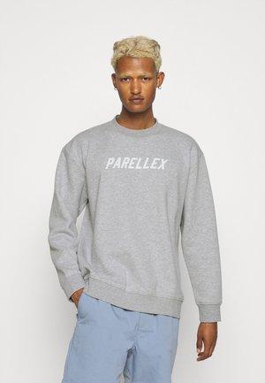 LOUNGE CREW - Sweatshirt - grey marl