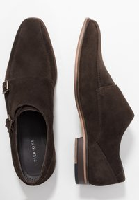 Pier One - Smart slip-ons - brown - 1