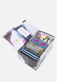 Thought - NETTIE SUMMER SOCKS BOX 4 PACK - Ponožky - multi - 1