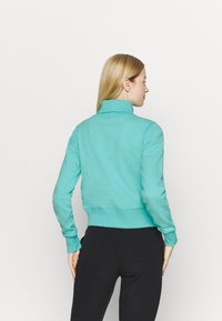 Champion - HIGH NECK ROCHESTER - Sweatshirt - turquoise - 2