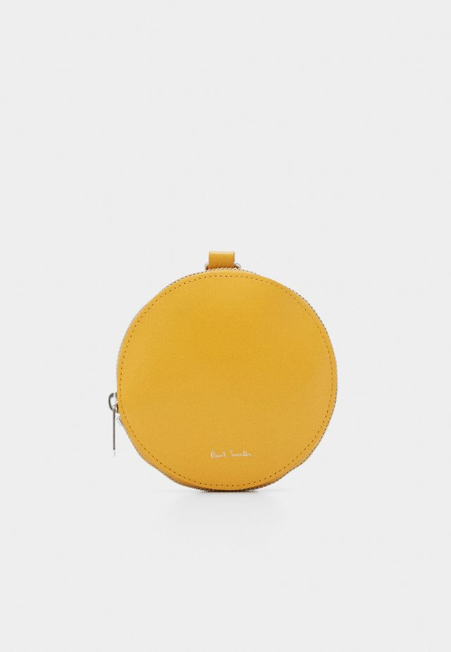 BAG FOLD TOTE - Bolso shopping - yellow