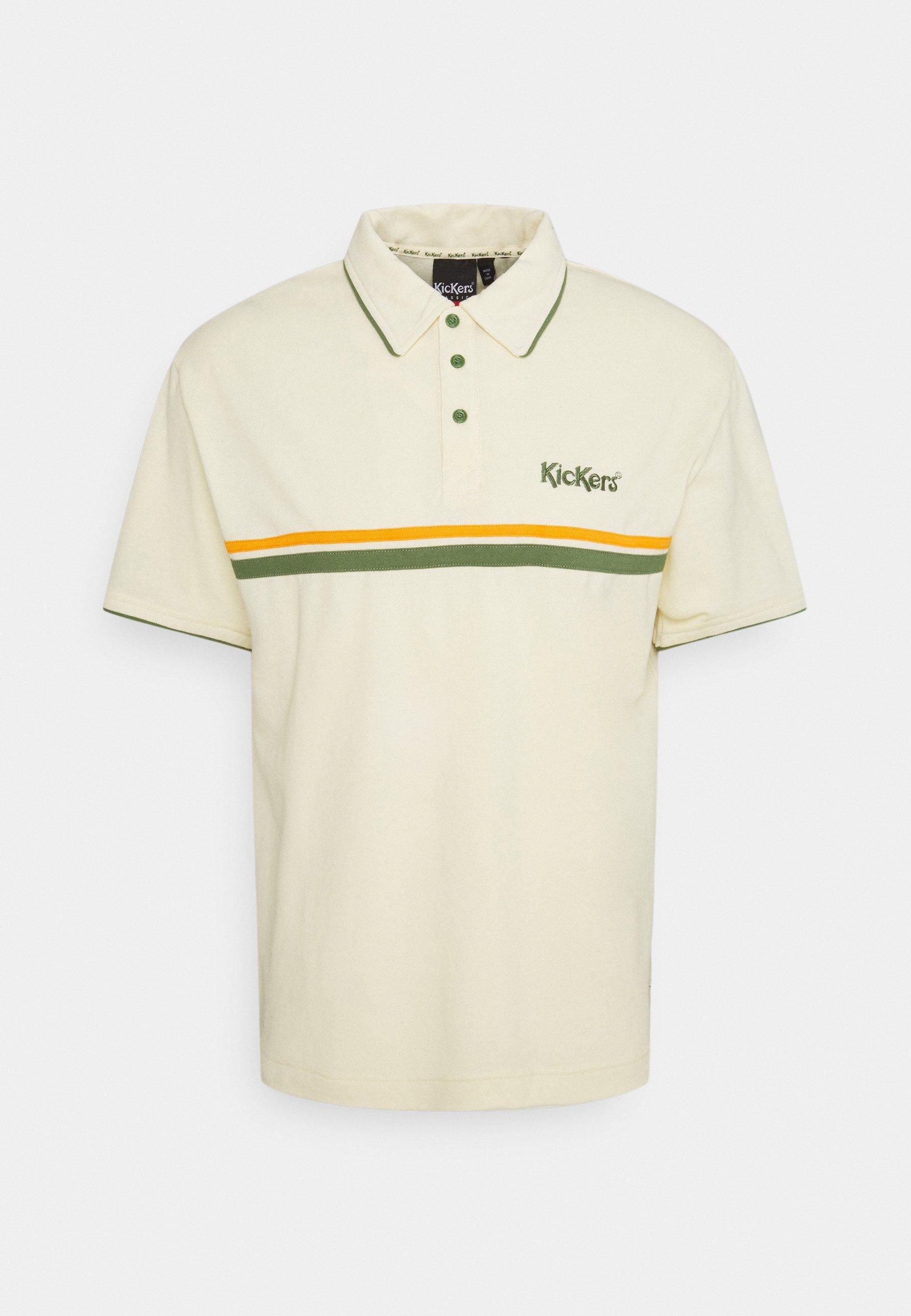 Men CREAM - Polo shirt