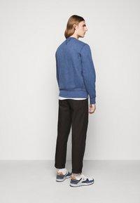 Polo Ralph Lauren - FLEECE CREWNECK SWEATSHIRT - Sweatshirt - derby blue heather - 2
