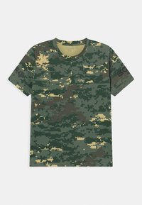 Björn Borg - UNISEX - Print T-shirt - duck green - 0