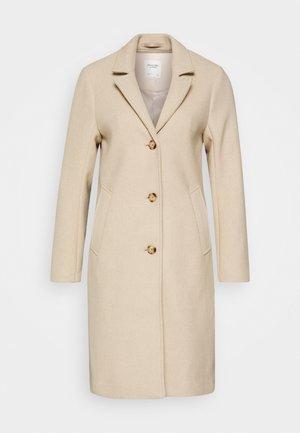 DAD COAT - Classic coat - creamy khaki