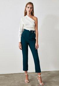 Trendyol - Trousers - blue - 1