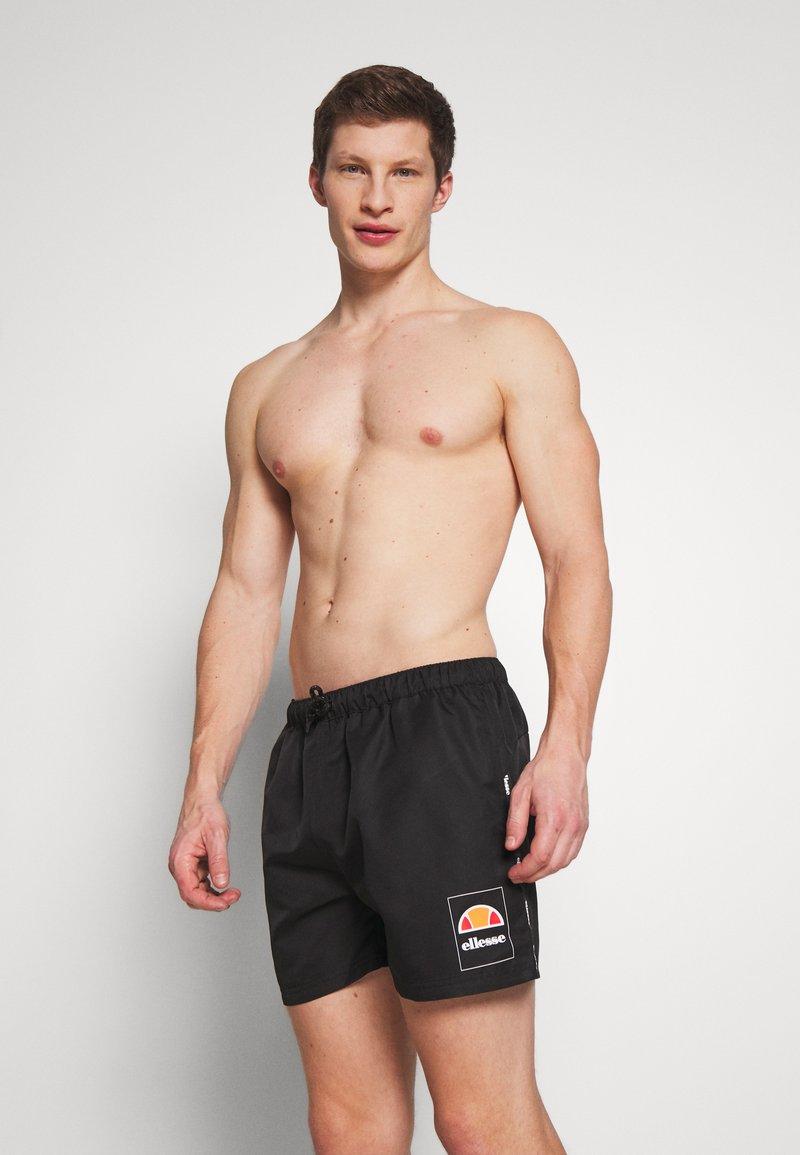 Ellesse - POSITANO - Swimming shorts - black