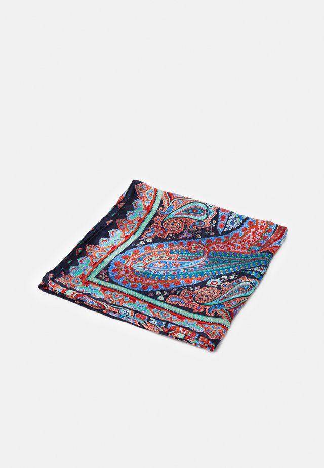 FLOWER GARDEN - Halsdoek - multi/navy