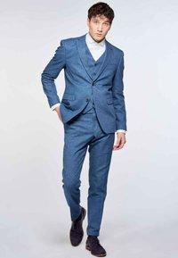 MDB IMPECCABLE - Suit trousers - blue - 1