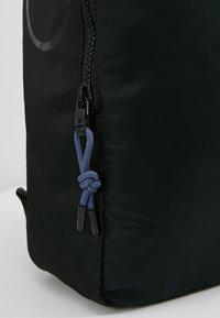 Calvin Klein - TRAIL ROUND BACKPACK - Rucksack - black - 6