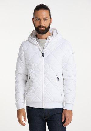 Light jacket - weiss